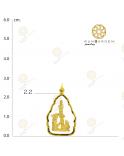 แก้ชง 2559 คนเกิดปีวอก เจ้าแม่กวนอิม ปางประทับมังกร