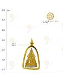 ชินราช ฐานพลอยทองหล่อเล็กใหม่ จับขอบ