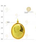 เหรียญ ร.9 ทรงผนวชกำลังแผ่นดิน ปี 2554