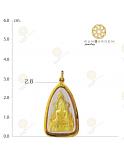 ชินราช สิทธิโชครองกลางจับขอบทอง (เปลี่ยนทรงกรอบ)